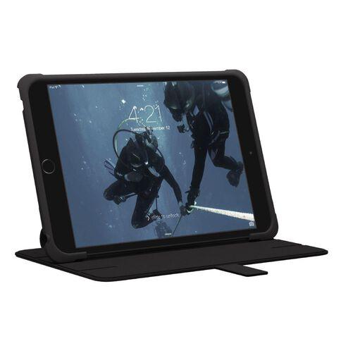 UAG Folio Case For iPad Mini 4/Retina 4 Black Black