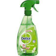 Dettol Multi Purpose Cleaner Apple Trigger 500ml
