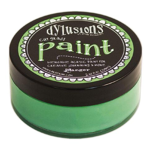 Ranger Dylusions Paint Cut Grass