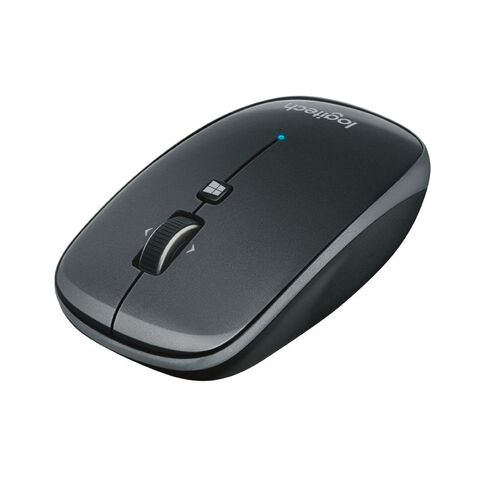 Logitech M557 Bluetooth Mouse Grey