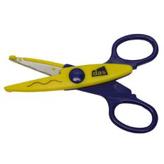 DAS Craft Scissors 1/2 Wave