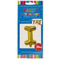 Artwrap Foil Balloon I Gold 35cm
