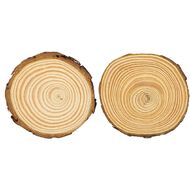 Uniti DIY Round Wood 2 Pack