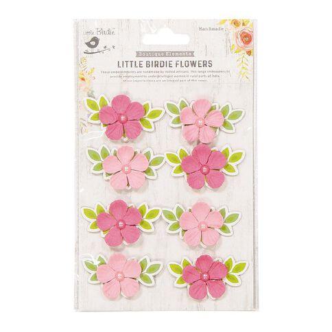 Little Birdie Abloom Pink Fizz 8 Piece