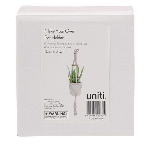 Uniti Make Your Own Pot Holder