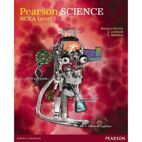 Ncea year 11 science pearson science textbook warehouse stationery nz ncea year 11 science pearson science textbook urtaz Images
