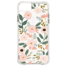 Casemate iPhone SE Case Rifle Paper Wildflowers