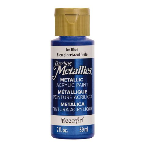 Dazzling Metallics Paint 2oz Ice