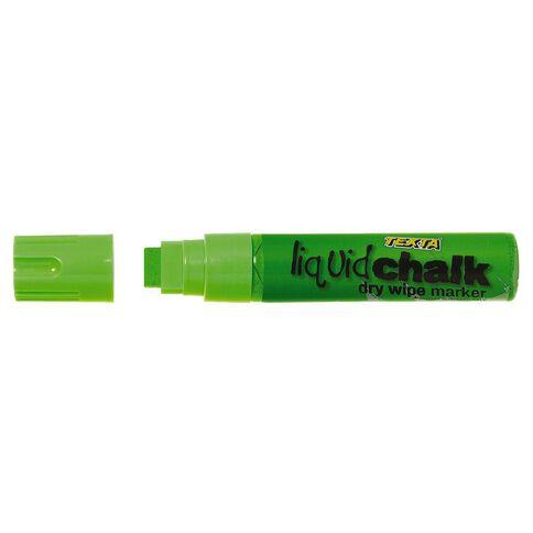 Texta Window Marker Large Green