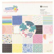 Rosie's Studio Lets Get Together Designer Paper Pad 40 Sheets 6in x 6in