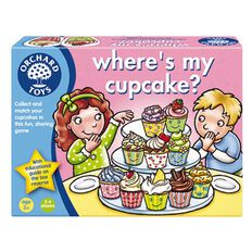Orchard Toys Game Wheres My Cupcake