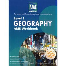 Ncea Year 11 Geography Workbook