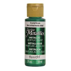 Dazzling Metallics Paint 2oz Green