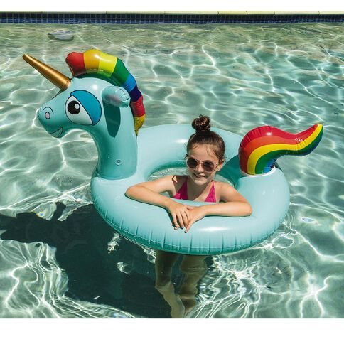 NPW Pop Fix Unicorn Pool Ring