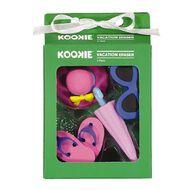 Kookie Novelty19 Vacation Eraser 4 Pack