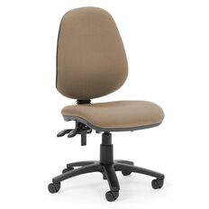 Chairmaster Apex Highback Chair Pumice Beige