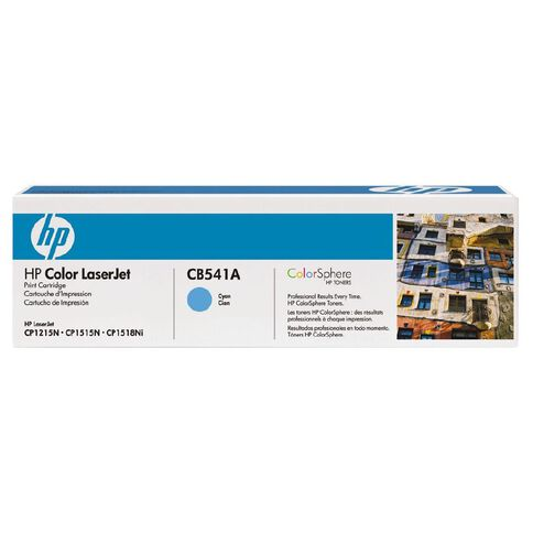 HP Toner 125A Cyan (1400 Pages)