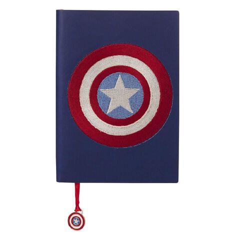 Avengers Captain America Premium Notebook A5