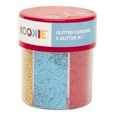 U-Do Glitter Carousel 6 Colour