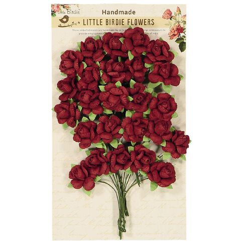 Little Birdie Flowers Classic Rose Bouquet 25 Piece