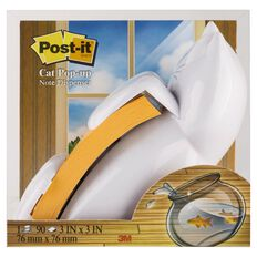 Post-It Pop-Up Note Cat Dispenser Cat-330 76mm x 76mm