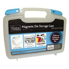 Couture Creations Die Storage Box A5 3 Magnetic Sheets