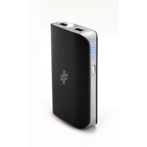 Swiss Power Pack 6000mAh Black