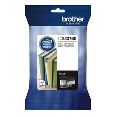 Brother Ink LC3337BK (3000 Pages)