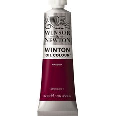 Winsor & Newton Winton Oil Paint 37ml Magenta