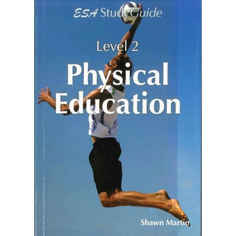 Ncea Year 12 Physical Education Study Guide