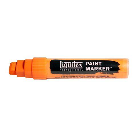 Liquitex Marker 15mm Cad Hue Orange