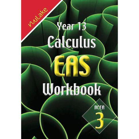 Nulake Year 13 Mathematics Eas Calculus Workbook