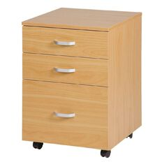 Zealand 3 Drawer Mobile Tawa