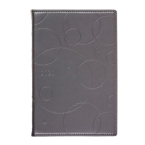 Dats Diary 2020 Day To Page Embossed Assorted A5
