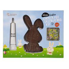 Nice Chocolate Bunny Decorating Kit 115g