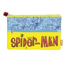 Spider-Man Neoprene Pencil Case Hero Power