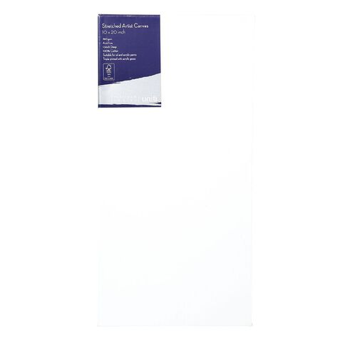 Uniti Platinum Canvas 10x20 Inches 380Gsm