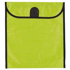 GBP Stationery Book Bag Green 370mm x 335mm
