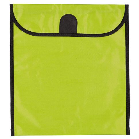 GBP Stationery Book Bag  70mm x 335mm Green