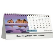 Calendar 2020 New Zealand Greetings Desk