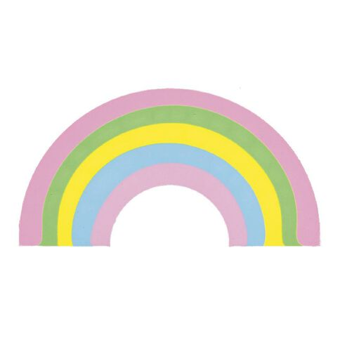 Kookie Eraser Rainbow
