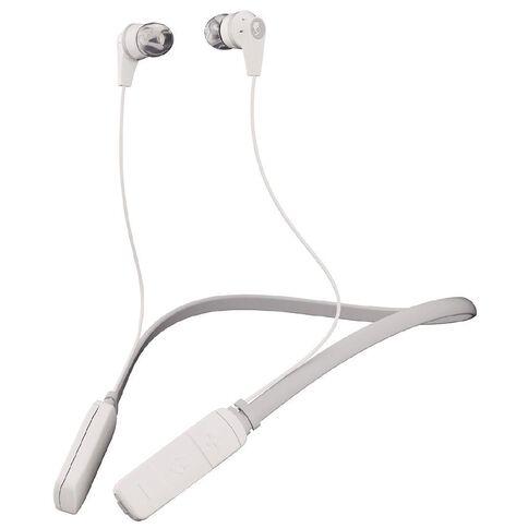 Skullcandy Inkd 2.0 Wireless In-Ear Headphones White