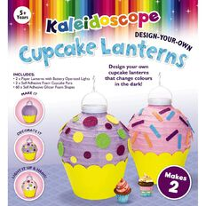 Kaleidoscope Design Your Own Lanterns