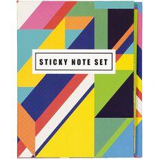 Uniti Street Graphics Sticky Note Set