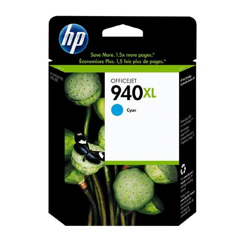 HP Ink 940XL Cyan (1400 Pages)