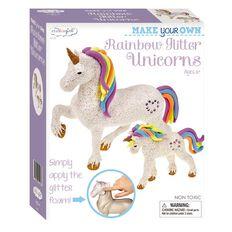 My Studio Girl Unicorn Rainbow