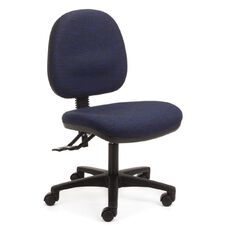 Chair Solutions Aspen Midback Chair Amazon Venus Blue