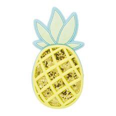 Kookie Novelty Pencil Sharpener Pineapple
