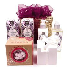 Flying Flowers A Spot of Luxury Gift Hamper