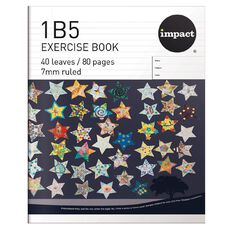 Impact Exercise Book Designer 3 - 1B5 2018